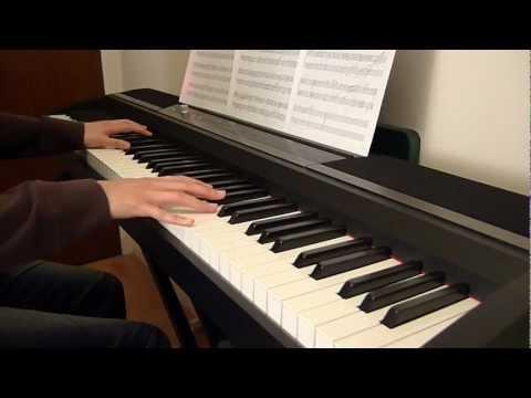陳小春/林宥嘉【我愛的人】鋼琴版 piano by CHM