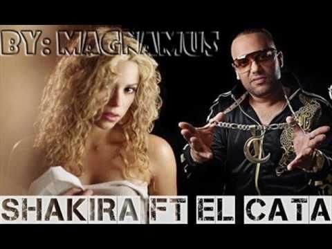 Shakira feat  El Cata - rabiosa (spanish version)