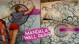 Mandala Wall Art