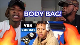 YBN CORDAE | FUNK FLEX | #Freestyle130 - REACTION