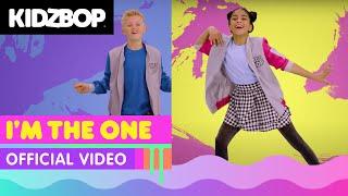 KIDZ BOP Kids - I'm The One (Official Dance Video) [KIDZ BOP 2018]