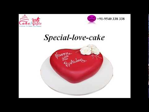 Best offers on Most Preferential Cakes on CakenGifts.in