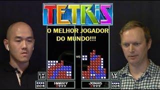 #GAMESBKS TETRIS - EXIBIÇÃO DO MELHOR JOGADOR DO MUNDO - BY BKS