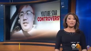 Asian Andy on CBS News for TTS donations