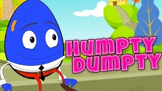 Humpty Dumpty Sat On A Wall   Nursery Rhymes   Baby Songs For Children