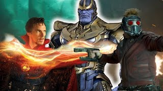 Why STARLORD didn't SCREW UP in Infinity War