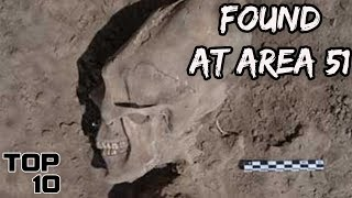 Top 10 Scary Facts About Area 51