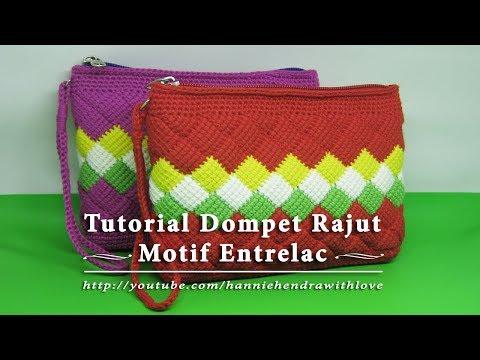 Crochet Entrelac Stitch Videomovilescom