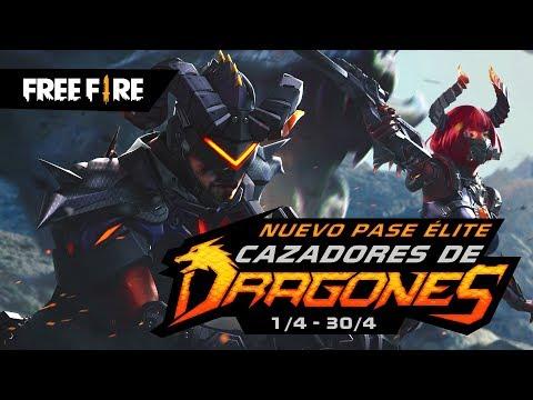 Vídeo Oficial: Passe de Elite Caçadores de Dragões