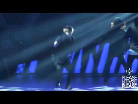 120429 삿포로 콘서트 taemin solo get up