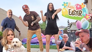 ALONDRAS 1ST EASTER WITH THE FAMILY!! - Easter 2021 *MUST WATCH*
