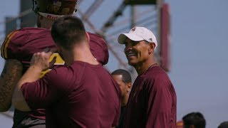 Get a quick look at 'The Drive: Arizona State football'