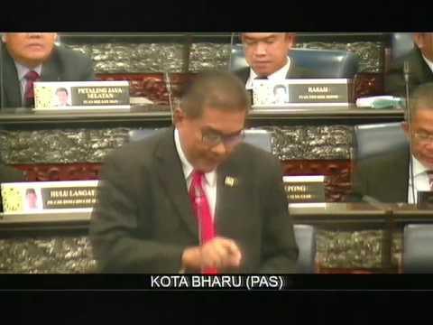 YB Kota Bharu bahas RUU 164 peringkat Jawatankuasa