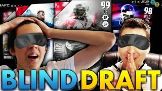 BEST BLIND DRAFT AND PLAY EVER - MADDEN 16 DRAFT CHAMPIONS VS TDPRESENTS