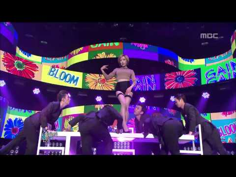 Gain - Bloom, 가인 - 피어나, Music Core 20121013