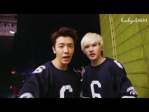 [Part 21] HaeHyuk/EunHae sweet moments - It's all about you