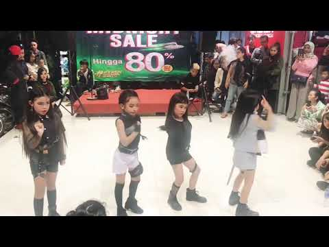 Blackpink Kill This Love Dance cover Performance by Blink Kids