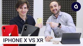 iPhone XR vs. iPhone X: ¿Qué smartphone Apple me compro? | Las Charlas de Applesfera