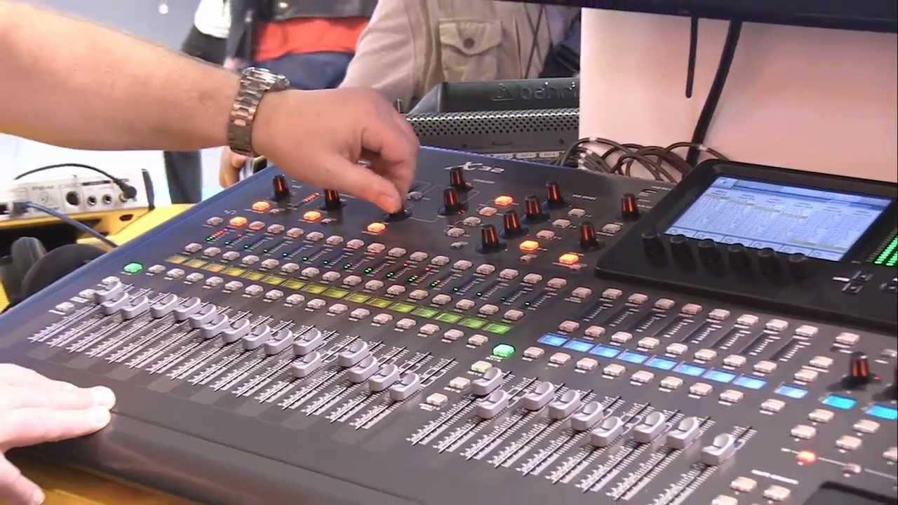 Behringer X32 Digital Mixer Review Youtube