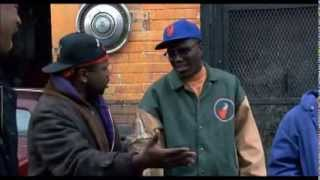 Bernie Mac Scenes from Who's the Man
