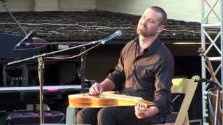 "Live performance of Martin Harley ""Mojo Fix"" at Robert Mondavi Winery"