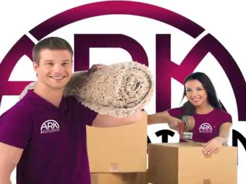 Removals & Storage with Ark Relocation