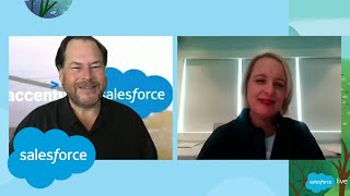 How Accenture Is Outmaneuvering Uncertainty, Alicia Keys Sings | Leading Through Change | Salesforce