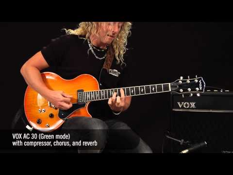 VOX Valvetronix VT+ (VT Plus) Overview