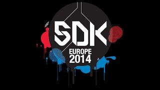 SDK.2014 DANCEHALL BATTLE FINAL Kasia/Pol vs Blaakow/Fra