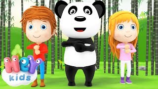 A Ram Sam Sam song for kids + more nursery rhymes by HeyKids - YouTube