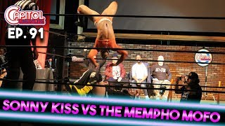 Sonny Kiss Says AEW And Lucha Underground Have A Working Partnership