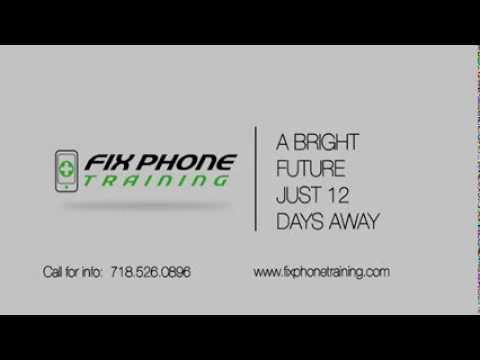Phone Repair School Commercial † Dreams Animation Web Design NY