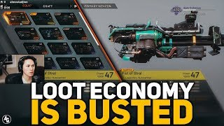 Loot Economy is Busted (My First 30+ hours of Anthem) | Anthem Endgame