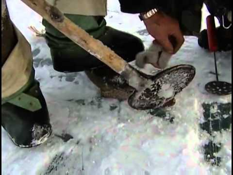 Рыбалка зимой в беларуси