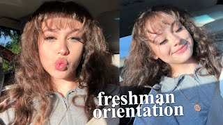 GET READY WITH ME: HIGH SCHOOL ORIENTATION