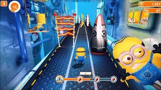 [Let's Play] Level 4 - Ich Einfach Unverbesserlich:  Minion Rush - Jump and Run - Action - Kostenlos