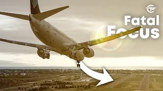 Boeing 737 Crashes After Landing in Indonesia | Fatal Focus | Garuda Indonesia Flight 200 | 4K