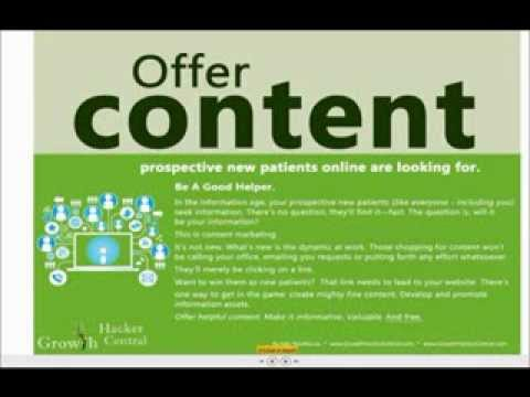 Growth Hacker Central - The Ultimate Dental Marketing Plan - Dental Internet Marketing