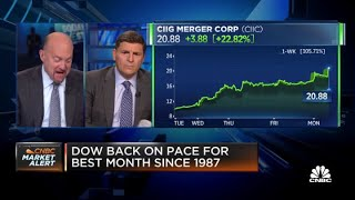 Cramer on the latest SPACs: CIIG Merger Corp, Hennessy Capital, Switchback Energy