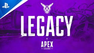 Apex Legends – Legacy Gameplay Trailer | PS5, PS4