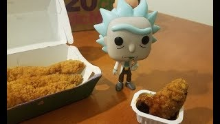 WE TRIED MCDONALD'S RICK AND MORTY SZECHUAN SAUCE! OUR COMPLETE REVIEW