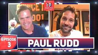 Paul Rudd on Becoming Ant-Man, Joining the Avengers, and Working With Will Ferrell | The Ringer