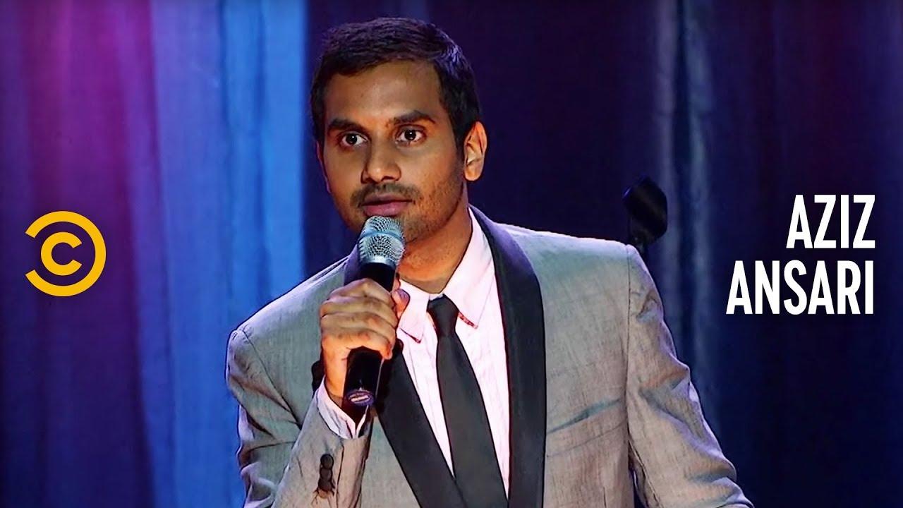 Aziz ansari dating stand up 4