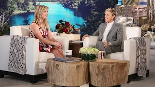 Reese Witherspoon on the ellen show