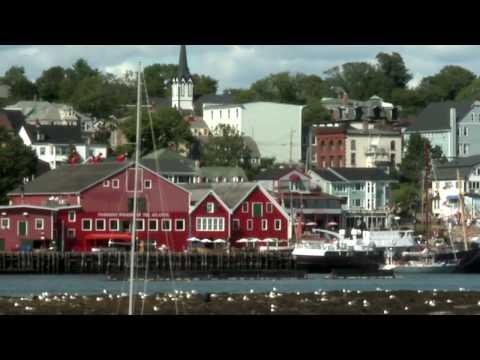 Lunenburg Folk Harbour Festival - Nova Scotia, Canada