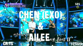 (Sub esp)Ailee x Chen - I have a lover ❤
