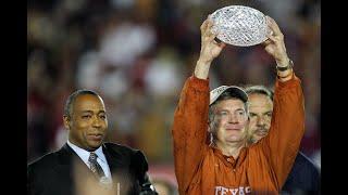 Steve Sarkisian's task of rebuilding the Texas Longhorns football brand