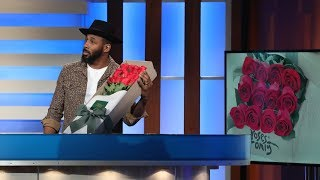 tWitch Gives Ellen Her Valentine's Day Present