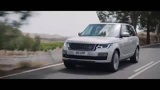 New Range Rover – Plug-In Hybrid Electric Vehicle