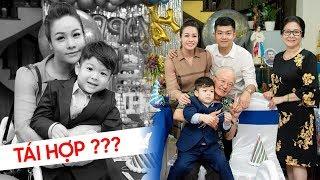 Vợ chồng Nhật Kim Anh bất ngờ TÁI HỢP sau ly hôn, cùng nhau tổ chức sinh nhật con trai!